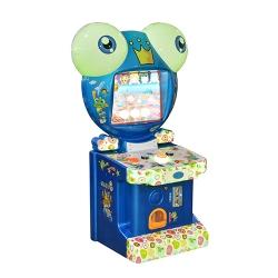 青蛙机箱拍拍乐